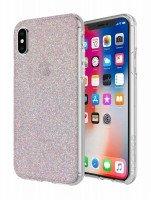 Чехол Incipio для iPhone X Design Series - Classic for Princess Peach - Multi-Glitter