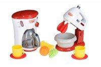Игровой набор Same Toy My Home Little Chef Dream Кухонный миксер и кофеварка (3202Ut)