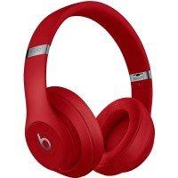 Наушники Beats Studio 3 Wireless Over-Ear Red (MQD02ZM/A)