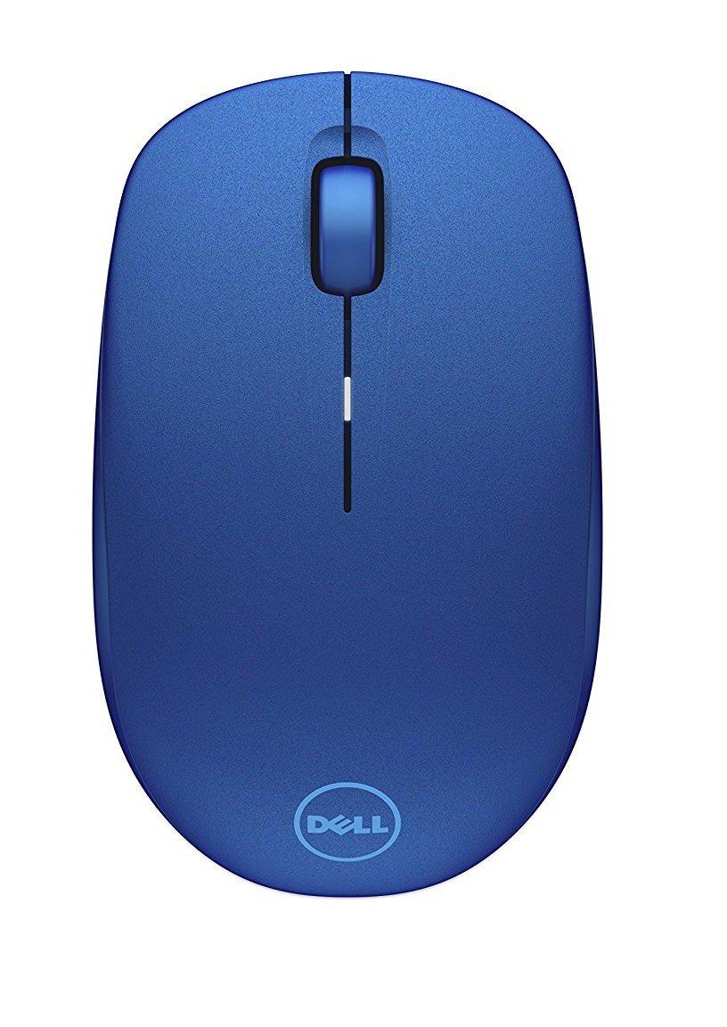 Миша Dell WM126 Wireless Blue (570-AAQF) фото