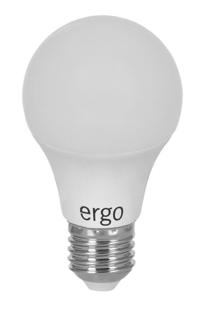 Светодиодная лампа ERGO Standard A60 E27 6W 220V 4100K (LSTA60E276ANFN) фото 1