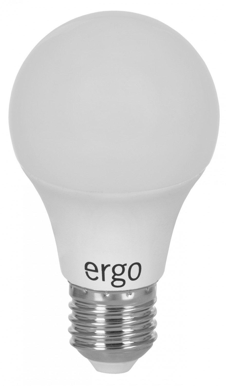 Светодиодная лампа ERGO Standard A60 E27 10W 220V 4100K (LSTA60E2710ANFN) фото 1