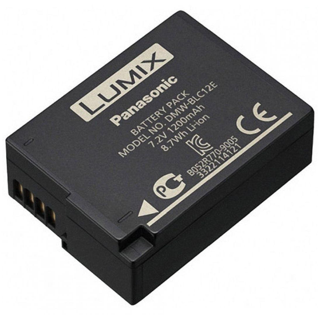 Акумулятор Panasonic DMW-BLC12E для G7, G80, GX8 (DMW-BLC12E) фото