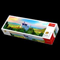 Пазл Trefl Замок Нойшванштайн, 1000 элементов (TFL-29028)