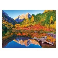 Пазл Trefl Озеро Марун, Аспен, Колорадо, 1000 элементов (TFL-10353)