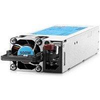 Блок питания HP 500W FS Flex Slot Platinum Hot Plug Low Halogen Power Supply Kit (865408-B21)