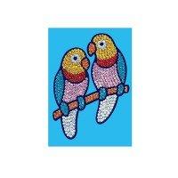 Набор для творчества Sequin Art SEQUIN MAGIC Love Birds (SA0903)