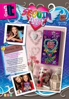 Набор для творчества Sequin Art PICTURE ART Craft Teen Rose (SA1419)