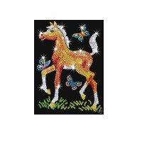 Набор для творчества Sequin Art RED Freya Foal (SA0905)