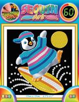 Набор для творчества Sequin Art 60 Penguin (SA1328)