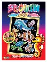Набор для творчества Sequin Art RED Aqua Buddies Sealife (SA0908)