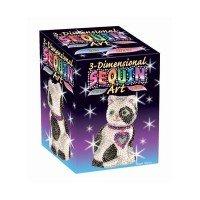 Набор для творчества Sequin Art 3D Cat (SA0501)