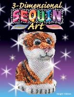 Набор для творчества Sequin Art 3D Tiger (SA1122)