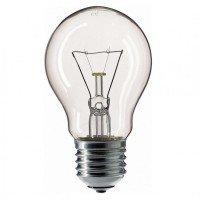 Лампа накаливания Philips E27 60W 230V A55 CL 1CT/12X10 Stan (926000010339)