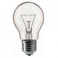 Лампа розжарювання Philips E27 60W 230V A55 CL 1CT/12X10 Stan (926000010339)