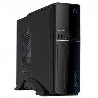 Корпус ПК LOGICPOWER mini-ITX 400W (S607BK-400W)