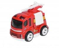 Пожарная машинка Same Toy Mini Metal с брансбойтом (SQ90651-4Ut-1)