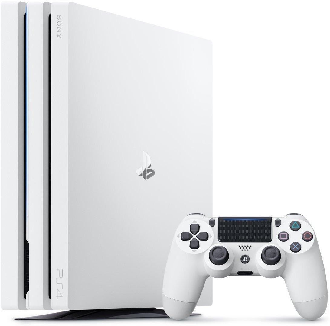 ≡ Игровая приставка SONY PlayStation 4 Pro (1Tb) White – купить в ... 431ea6339a601