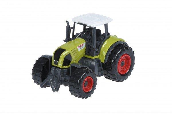 Купить Машинка Same Toy Farm Трактор зеленый (SQ90222-1Ut-1)
