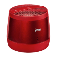 Портативна акустика JAM Touch Red