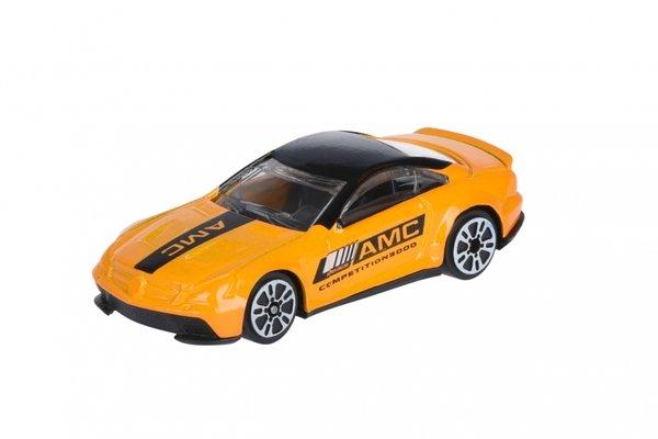 Купить Машинка Same Toy Model Car Спорткар Желтый (SQ80992-Aut-5)