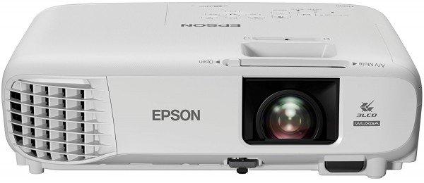 Купить Проектор Epson EB-U05 (3LCD, WUXGA, 3400 ANSI lm) (V11H841040)