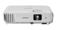 Проектор Epson EB-X05 (3LCD, XGA, 3300 ANSI lm) (V11H839040)