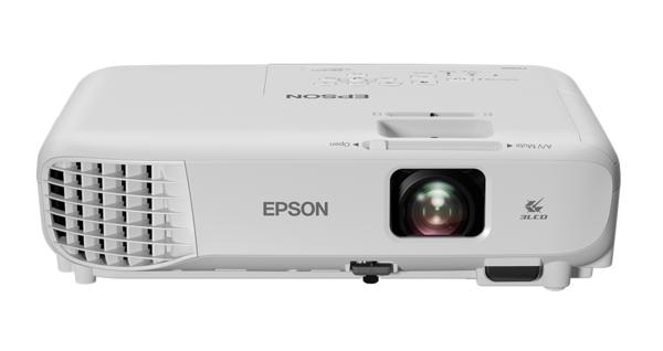 Купить Проектор Epson EB-X05 (3LCD, XGA, 3300 ANSI lm) (V11H839040)