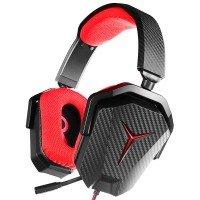 Игровая гарнитура Lenovo Y Gaming Stereo Black-Red (GXD0L03746)