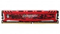 Пам'ять ПК CRUCIAL Ballistix Sport DDR4 2666 8GB (BLS8G4D26BFSEK)