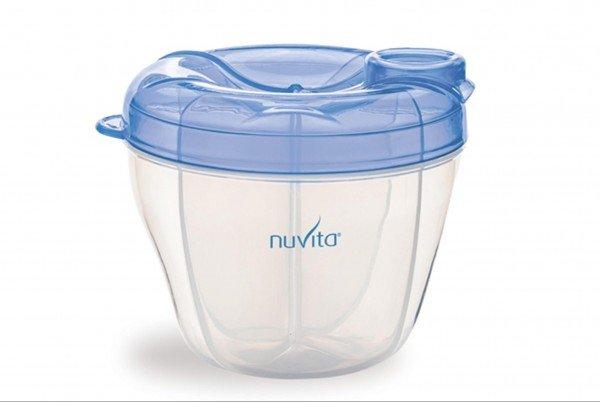 Контейнер для хранения молока Nuvita синий (NV1461Blue)
