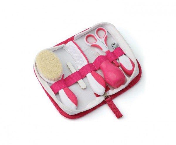 Набор по уходу за ребенком Nuvita Большой 0м+ Розовый NV1136Pink