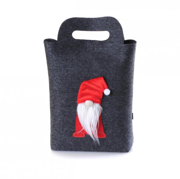 Сумочка для подарков Gift Bag Red