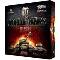 Настольная игра Hobby World World of Tanks Rush 2-е русское издание (4620011813411)