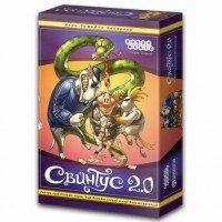 Настольная игра Hobby World Свинтус 2.0 (4620011811189)
