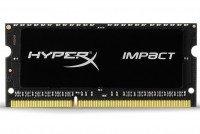 Пам'ять для ноутбука DDR3L 1600 8GB HyperX Impact (HX316LS9IB/8)