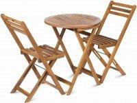 Комплект мебели для балкона Fieldmann Carol