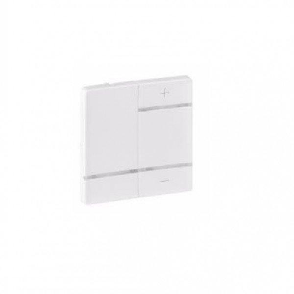 Купить Лицевая панель светорегулятора MyHomePlay Legrand Valena LIFE 067227 белый