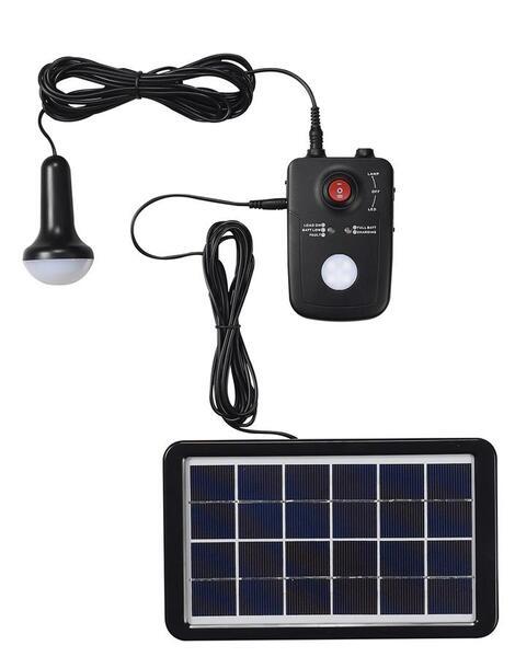 Фонарь FSP SolaLight + Солнечная панель 3W