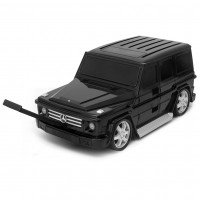 Чемодан машинка RIDAZ MERCEDES-BENZ G-CLASS Black (91009W-BLACK)