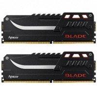 Пам'ять для ПК APACER DDR4 2800 16GB (2x8GB) BLADE Series (EK.16GAW.GFBK2)