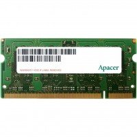Пам'ять для ноутбука APACER SoDIMM DDR2 800 2GB (AS02GE800C6NBGC)