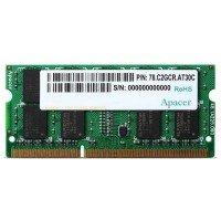 Пам'ять для ноутбука APACER SoDIMM DDR3 1600 8GB (AS08GFA60CATBGJ)