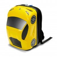 Рюкзак машинка RIDAZ LAMBORGHINI BACKPACK Yellow (91101W-YELLOW)