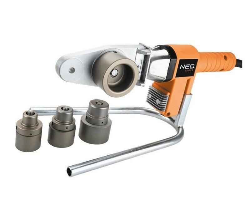Паяльник для пластикових труб NEO Tools (21-001) фото