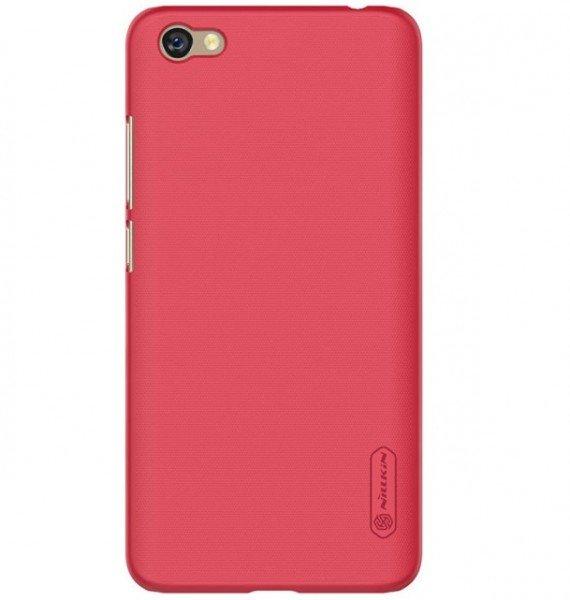 Купить Чехол NILLKIN для Xiaomi Redmi Note 5A Frosted Shield PC Red
