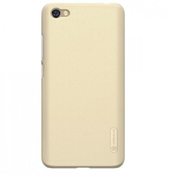 Купить Чехол NILLKIN для Xiaomi Redmi Note 5A Frosted Shield PC Gold