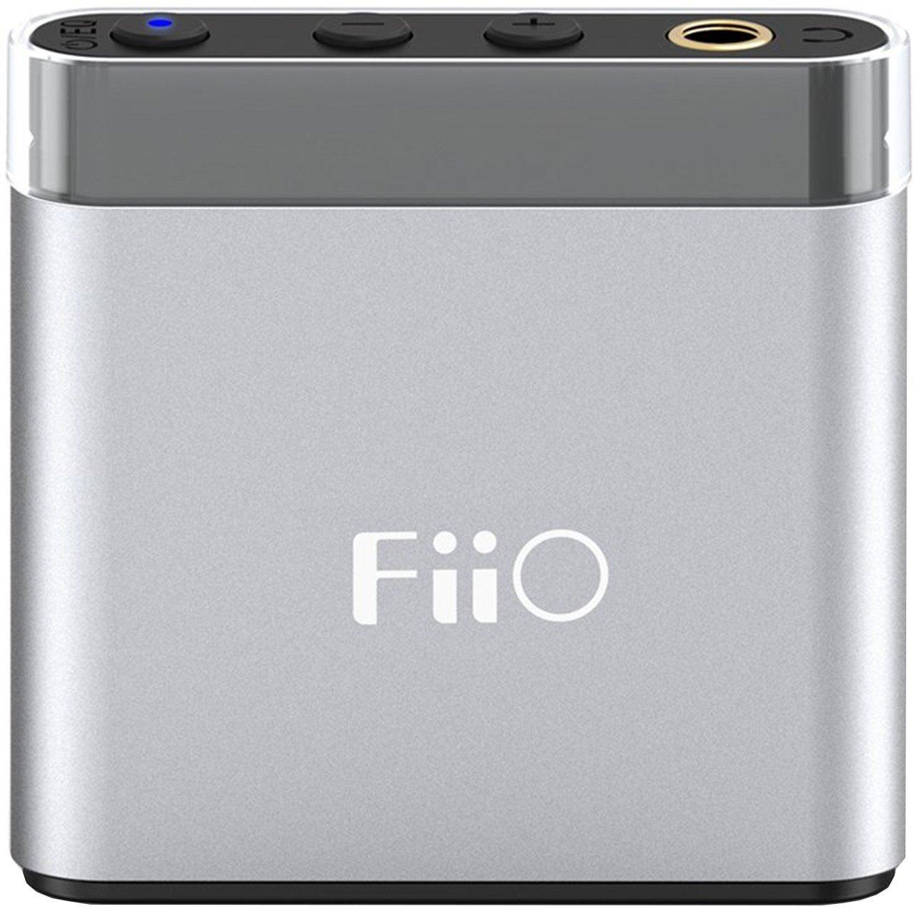 Підсилювач для навушників FiiO A1 Titanium-Black фото1