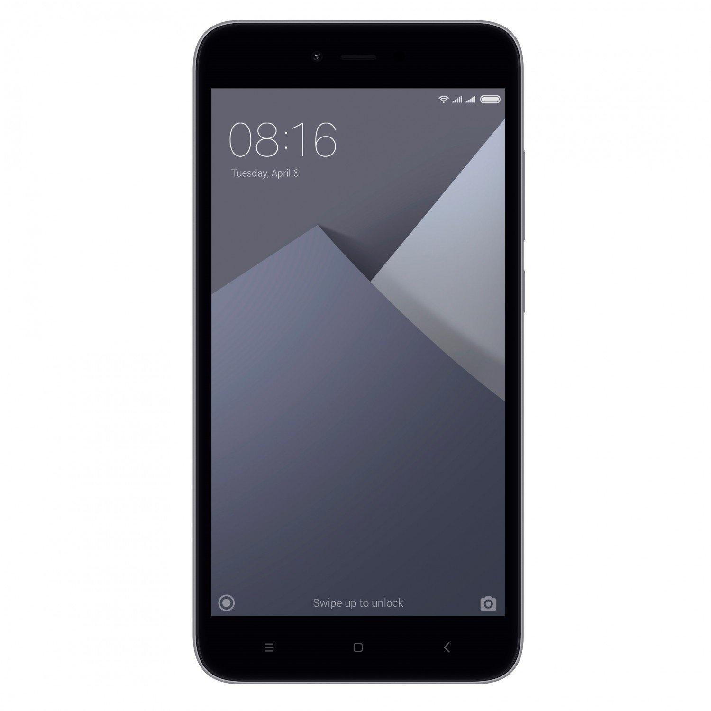 2969e24260b86 ≡ Смартфон Xiaomi Redmi Note 5A Prime Gray – купить в Киеве | цены ...
