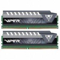 Память для ПК PATRIOT DDR4 2400 32GB (2x16GB) Viper Elite (PVE432G240C5KGY)